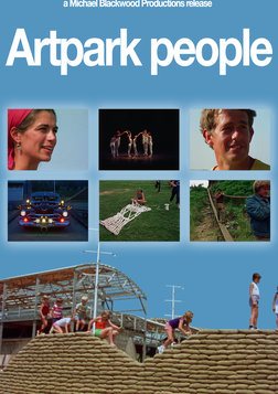 Artpark People - An Observation of an Outdoor Art Installation
