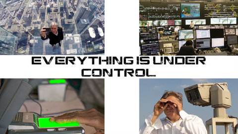 Everything's Under Control - Surveillance, Privacy and Security in a Digital World